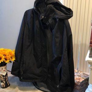 jacket fleecelined 2zip pockets1 inside zippocket